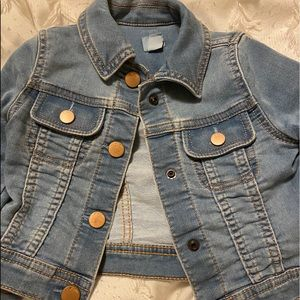 Gap Kids denim jacket- 2T